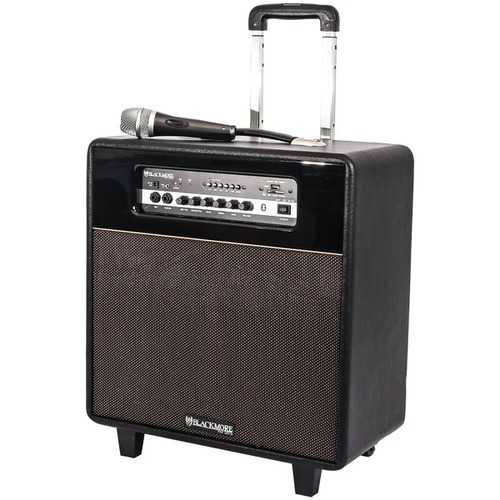 Blackmore Pro Audio Portable 3-way Pa System (pack of 1 Ea)