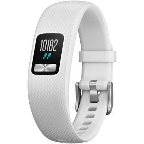 Garmin Vivofit 4 Activity Tracker (white) (pack of 1 Ea)