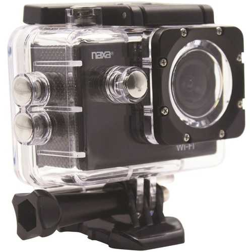 Naxa Waterproof Action Camera (pack of 1 Ea)