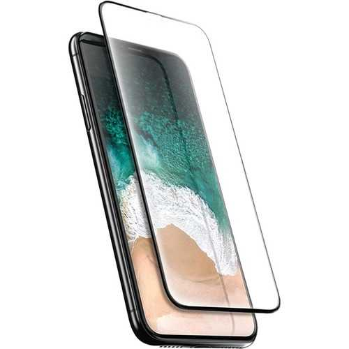 Znitro Nitro Glass Screen Protector For Apple Iphone X And Xs (pack of 1 Ea)