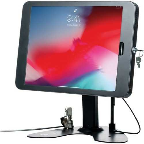 Cta Digital Dual Security Kiosk Stand For Apple Ipad Pro Gen 3 (pack of 1 Ea)