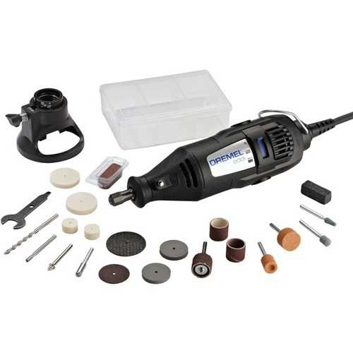 Dremel 200 Series 2-speed Rotary Tool Kit (pack of 1 Ea)
