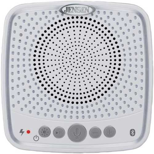 Jensen Waterproof Bluetooth Shower Speaker (pack of 1 Ea)