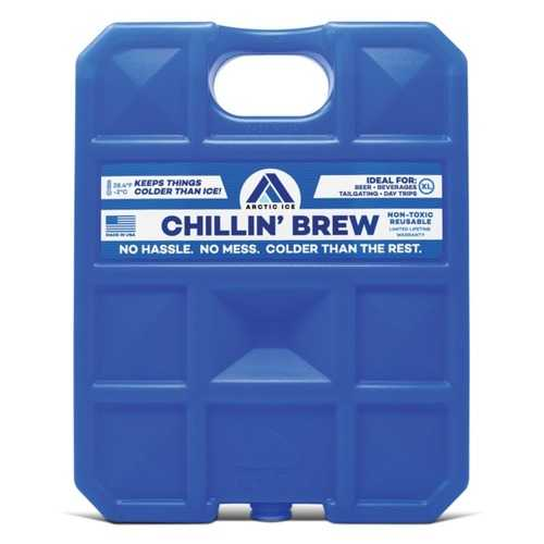 Arctic Ice Chillin' Brew .75-pound Ice Substitute (pack of 1 Ea)