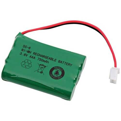 Ultralast Dc-6 Rechargeable Replacement Battery (pack of 1 Ea)
