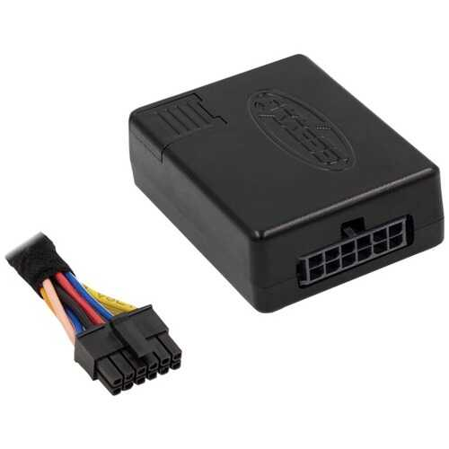 Axxess Stop And Start Override Interface For Ford And Chrylser 2015 And Up (pack of 1 Ea)