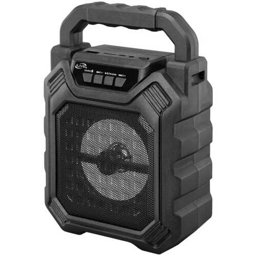 Ilive Miniature Bluetooth Tailgate Party Speaker (pack of 1 Ea)