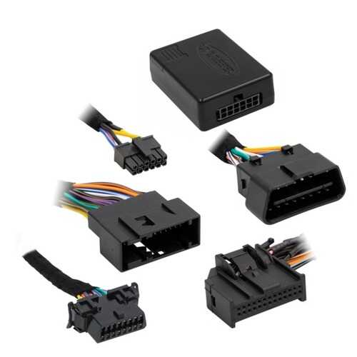 Axxess Stop And Start Override Interface For Ford 2015 And Up (pack of 1 Ea)