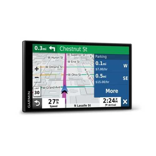 Garmin Refurbished Drivesmart 65 6.95 In. Gps Navigator With Bluetooth, Wi-fi And Traffic Alerts (pack of 1 Ea)