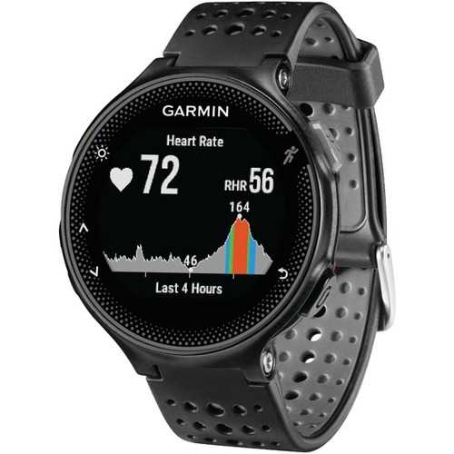 Garmin Forerunner 235 Gps Running Watch (black And Gray) (pack of 1 Ea)