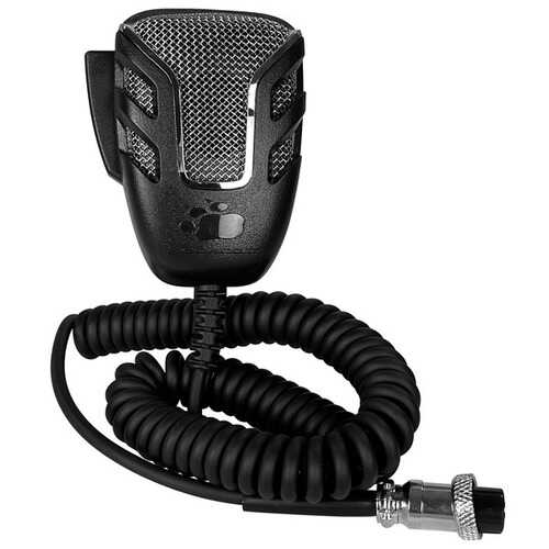 Uniden 4-pin Noise-canceling Microphone Replacement For Cb Radios (pack of 1 Ea)