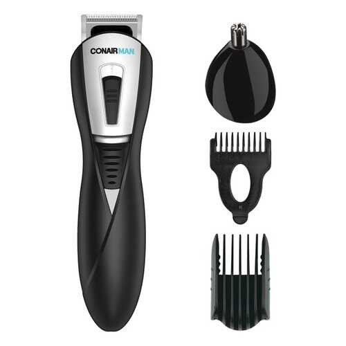 Conairman Beard And Mustache Trimmer (pack of 1 Ea)