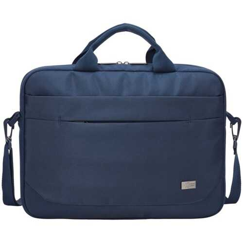 Case Logic 14-inch Advantage Laptop Attache (blue) (pack of 1 Ea)