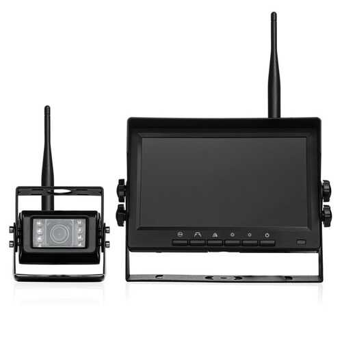Boyo Vision Vtc700ahd Wireless Vehicle Backup System (pack of 1 Ea)