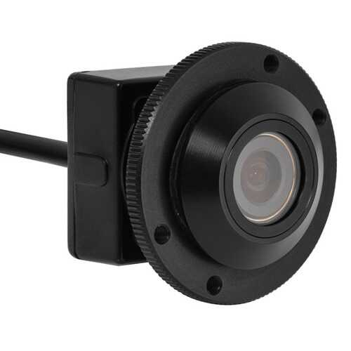 Boyo Vision Flush-mount Rear-view Camera (vtk101n, Front View Image Only) (pack of 1 Ea)