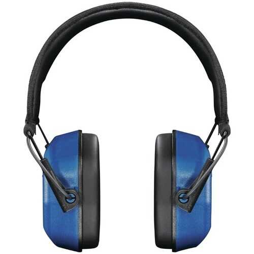 Champion Vanquish Electronic Hearing-protection Muffs (blue) (pack of 1 Ea)