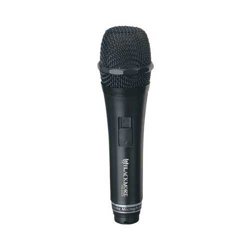 Blackmore Pro Audio Bmp-4 Wired Unidirectional Dynamic Microphone (pack of 1 Ea)