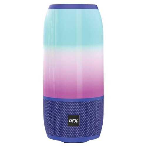 Qfx Hands-free Speaker (blue) (pack of 1 Ea)