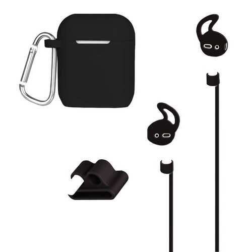 At&t Airpods Case And Accessories Kit (black) (pack of 1 Ea)