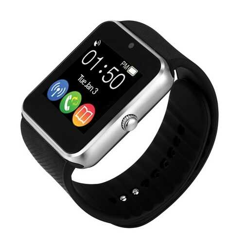 Supersonic Bluetooth Smart Watch (pack of 1 Ea)