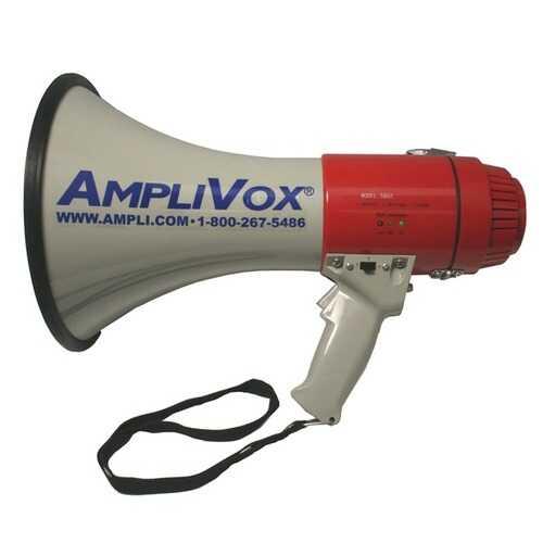 Amplivox Mity-meg 25-watt Megaphone (pack of 1 Ea)