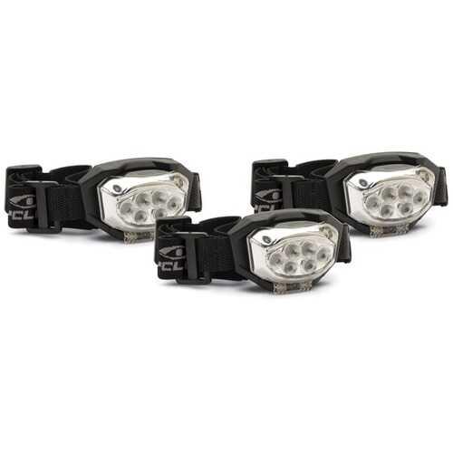 Cyclops Trio 300 Lumen Headlamp 3 Pack (pack of 1 Ea)