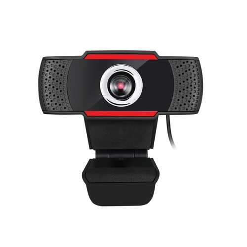 Adesso Cybertrack H3 Desktop 720p Usb Webcam With Built-in Microphone (pack of 1 Ea)