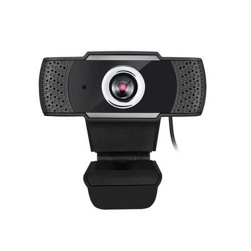 Adesso Cybertrack H4 Desktop 1080p Usb Webcam With Built-in Microphone (pack of 1 Ea)