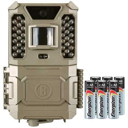 Bushnell 24.0-megapixel Core Prime Low Glow Trail Camera With Batteries (pack of 1 Ea)