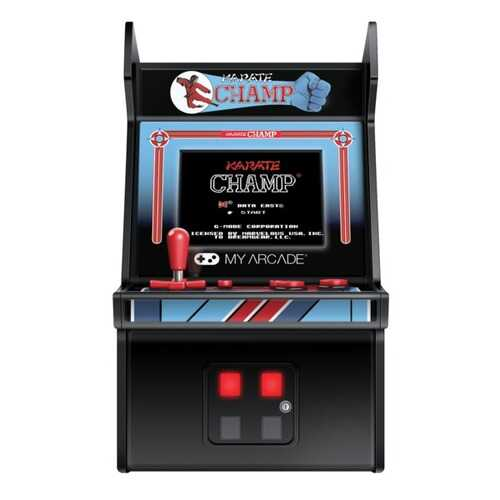 My Arcade Karate Champ Micro Player (pack of 1 Ea)