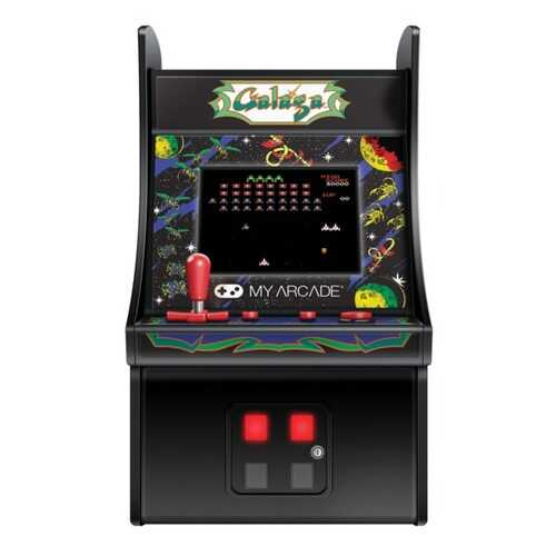 My Arcade Galaga Micro Player (pack of 1 Ea)