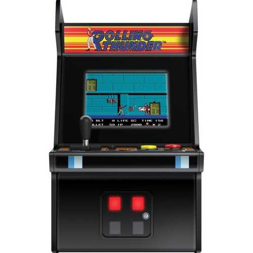 My Arcade Rolling Thunder Micro Player (pack of 1 Ea)