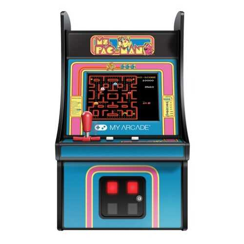 My Arcade Ms. Pac-man Micro Player (pack of 1 Ea)