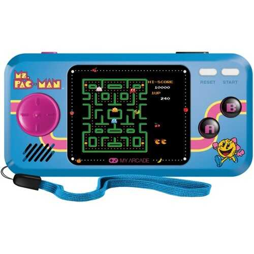 My Arcade Ms. Pac-man Pocket Player (pack of 1 Ea)