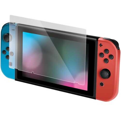 Bionik Screen Defender Glass Screen Protector For Nintendo Switch (pack of 1 Ea)