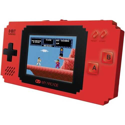 My Arcade Pixel Player Handheld Gaming System (pack of 1 Ea)
