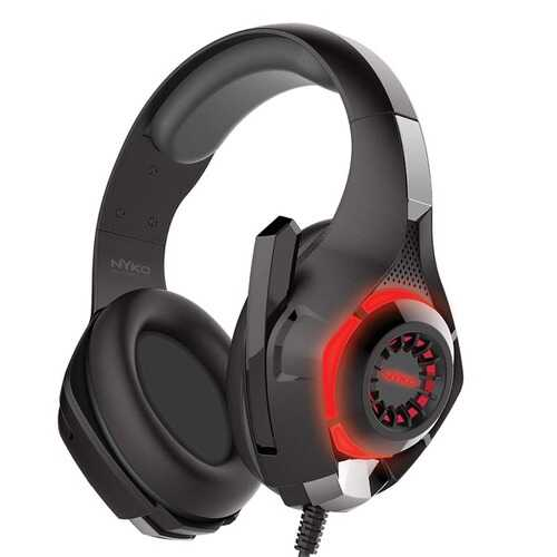 Nyko Core Wired Universal Over-ear Gaming Headset (pack of 1 Ea)