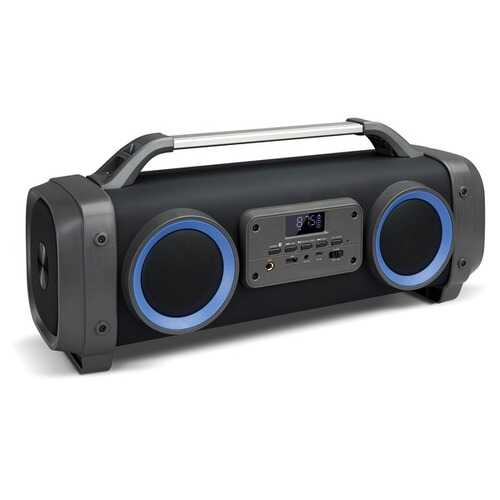 Ilive High Performance Bluetooth Boombox (pack of 1 Ea)