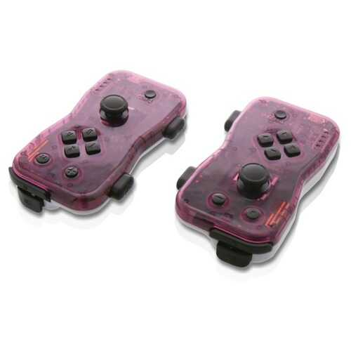 Nyko Dualies Motion Controller Set For Nintendo Switch (purple) (pack of 1 Ea)