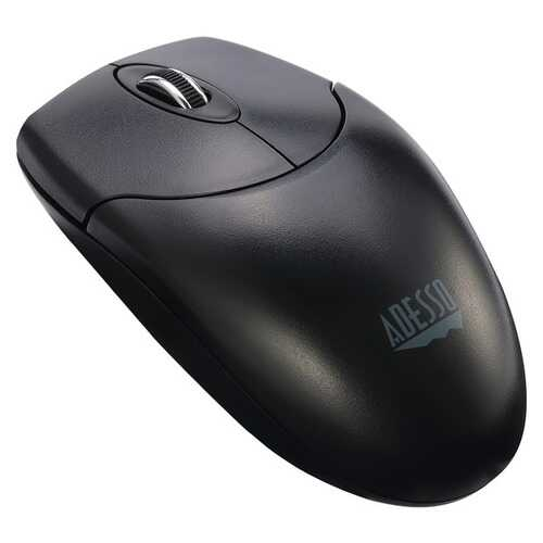 Adesso Imouse M60 Antimicrobial Wireless Desktop Mouse (pack of 1 Ea)