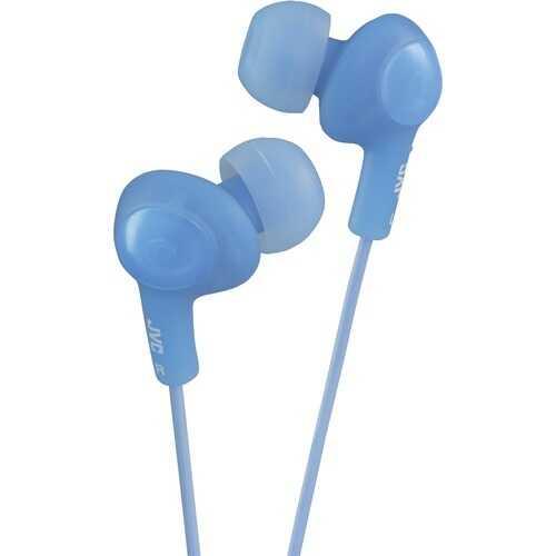 Jvc Gumy Plus Inner-ear Earbuds (blue) (pack of 1 Ea)