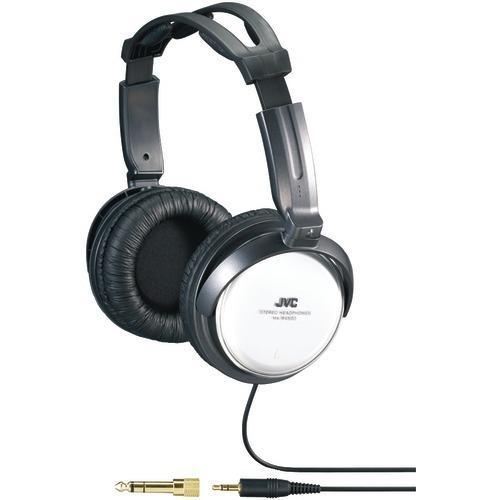 Jvc Full-size Headphones (pack of 1 Ea)