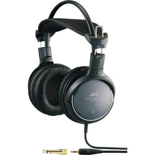 Jvc High-grade Full-size Headphones (pack of 1 Ea)