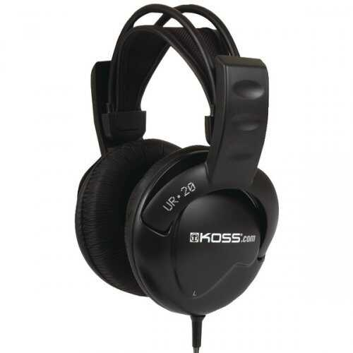Koss Ur20 Full-size, Over-the-ear Headphones (pack of 1 Ea)