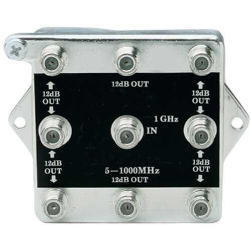 Channelplus Splitter And Combiner (8 Way) (pack of 1 Ea)