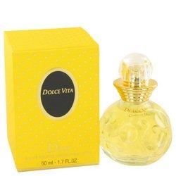Dolce Vita By Christian Dior Eau De Toilette Spray 1.7 Oz (pack of 1 Ea)