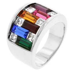 Candy Maze Ii Ring (size: 10) (pack of 1 ea)