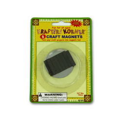Assorted Craft Magnets (pack of 12)