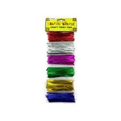 Metallic Twist Ties (pack of 36)