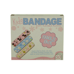 Bandages With Kid's Design (pack of 24)